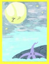 A Star's A Star - Note Card